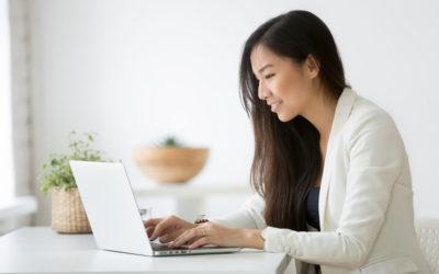 Les femmes et l'internet marketing